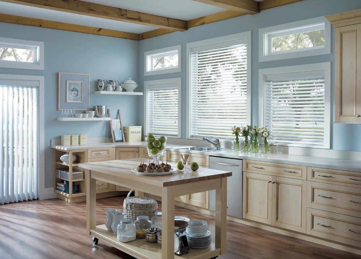 Inspiration: Delicious Ideas for Your Kitchen Windows — Ideas at ...