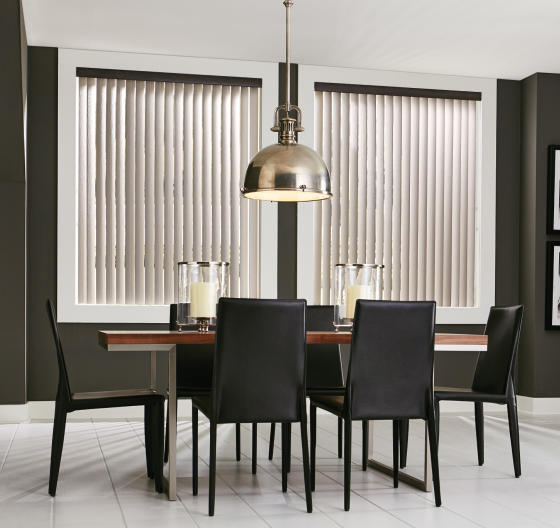 Custom Graber Vertical Blinds At Lowes Custom Blinds Shades Store