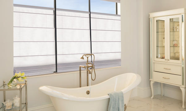 Levolor Roman Shades and Blinds