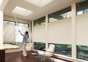 Window Blinds and Shades For Skylights